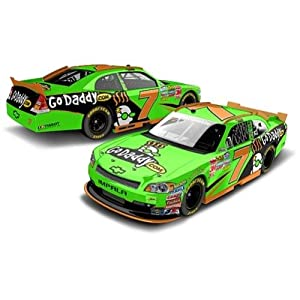 Buy 2012 Danica Patrick GoDaddy 1:24 ARC NASCAR Diecast Car by Action Racing Collectables