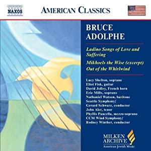 Ladino Songs of Love and Suffering / Mikhoels the Wise / Out of the Whirlwind