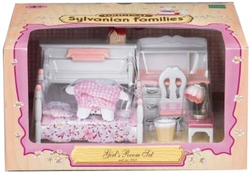 puppenhaus puppe puppenstube sylvanian families. Black Bedroom Furniture Sets. Home Design Ideas