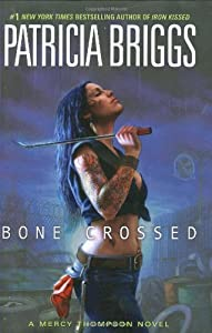 "Cover of ""Bone Crossed (Mercy Thompson, B..."