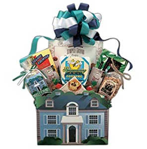 Organic Stores Gift Baskets Housewarming Gift Basket, Your New Home