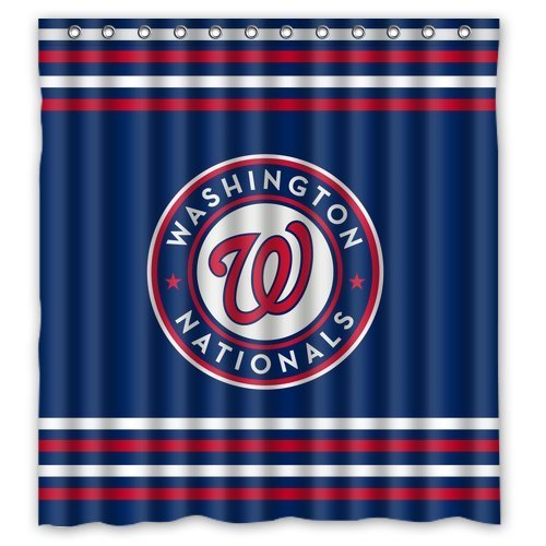 Washington Nationals Shower Curtains Price Compare