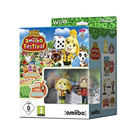 Animal Crossing amiiibo Festival (Nintendo Wii U)