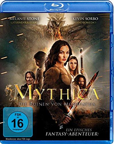 Mythica - Die Ruinen von Mondiatha [Blu-ray]