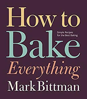 Book Cover: How to bake everything