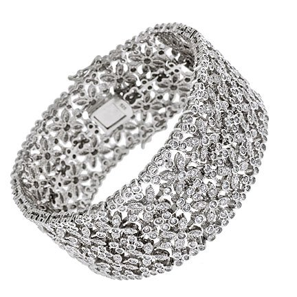 ClassicDiamondHouse Polished.925 Sterling Silver Circle Link Love (Super Special, Free Gift Included)