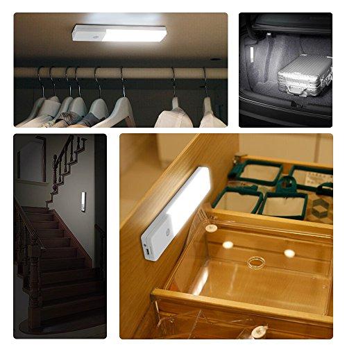 Rechargeable Wireless LED Motion Sensor Night Light, Stick