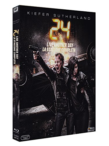 24 - Live Another Day (4 Blu-Ray) [Italia] [Blu-ray]