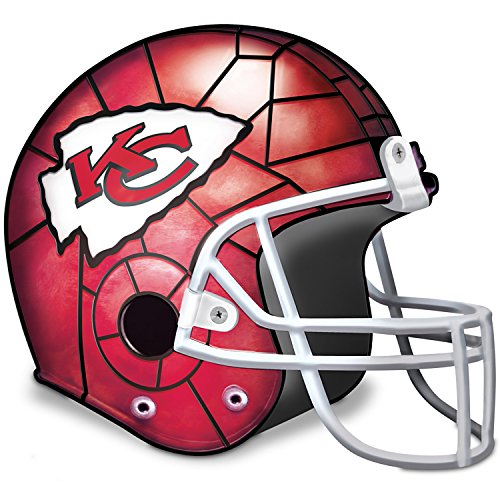 Kansas City Chiefs Tiffany Lamp, Chiefs Tiffany Lamp
