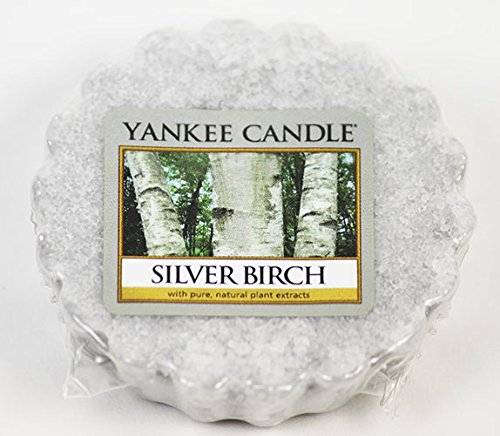 Silver Birch Tarts Wax Melts - Yankee Candle