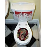 Halloween Toiletten Sitz Dekoration