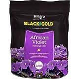 Sun Gro Horticulture Black Gold African Violet Mix (Color: Multicolor, Tamaño: 8 quart)