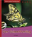Meine große Tierbibliothek: Der Schmetterling title=