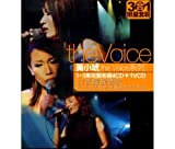 THE VOICE 1-3集完整收藏 4CD+VCD The Voice (Vol.1-3) (Reissue Version)(台湾盤)