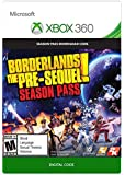 Borderlands: The Pre-Sequel - Season Pass - Xbox 360 [Digital Code]
