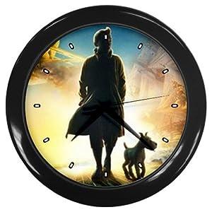 Tin Tin Movie Wall Clocks 10 Inch Kitchen