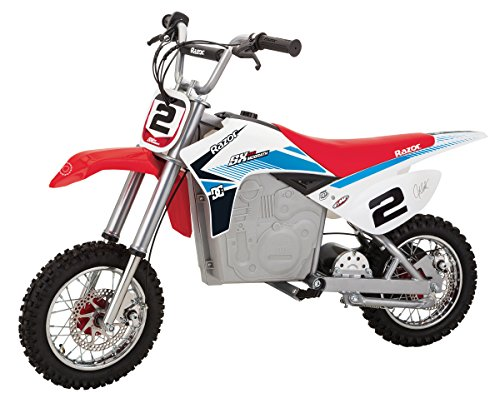 Best Buy! Razor Dirt Rocket SX500 Electric Motocross Bike