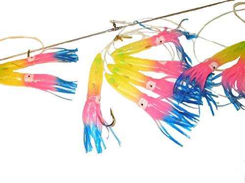 Offshore fishing lure hawaii ono spreader bar saltwater for Hawaii fishing lures