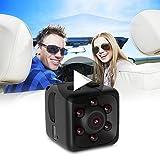 XABegin 12 MP Mini Camera SQ11 HD Camcorder HD 1080P Sports Mini DV IR Night Vision (Color: Style 02)