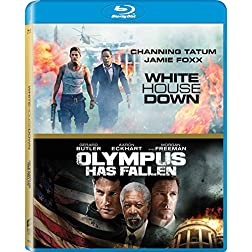Olympus Has Fallen / White House down - Set [Blu-ray]