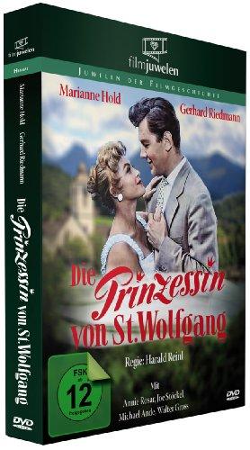 Die Prinzessin von St. Wolfgang (Filmjuwelen)