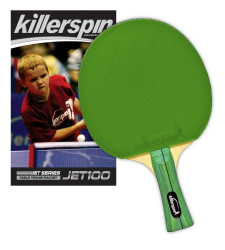 Read About Killerspin 110-01 Jet 100 Table Tennis Racket