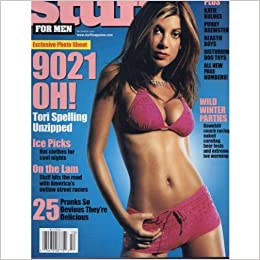 Stuff Magazine: December 2000 (Issue 13): Greg Gutfield: Amazon.com ...: www.amazon.com/Stuff-Magazine-December-2000-Spelling/dp/B000MFOAAE