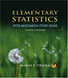 Elementary Statistics With Multimedia Study Guide (10th Edition)