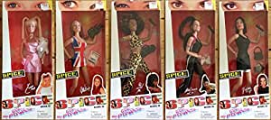 New/Sealed 1997 Galoob Toys Spice Girls Girl Power Series Complete Set Of 5 available at Amazon for Rs.19809