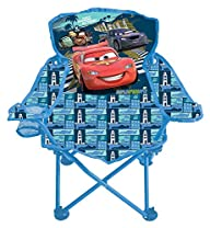 Disney Cars 2 Fold and Go Patio Chair