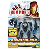 Hypervelocity Iron Man Iron Man 3 Movie Assemblers Action Figure