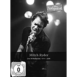 Ryder, Mitch - Live At Rockpalast