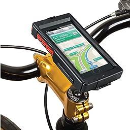 Tigra® BikeConsole iPhone 6+ Plus / iPhone 6S+ Plus Waterproof Shock-Protected Bike Holder Mount