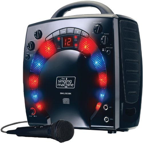 Buy Cheap Singing Machine SML283BK CDG Karaoke Player