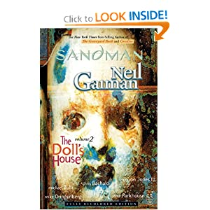 The Sandman, Vol. 2: The Doll's House by Neil Gaiman, Mike Dringenberg and Malcolm Jones III
