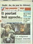 AUJOURD'HUI EN FRANCE [No 470] du 18/...