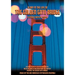 A Day in the Life of the Golden Gate Bridge-DVD