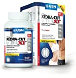 USN Xedra Cut Ultra XT - Pack of 90 Capsules