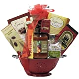 GreatArrivals Gift Baskets Anniversary Gift Basket, Italian Romance, 5 Pound