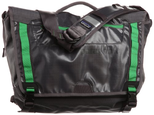 Patagonia Black Hole Laptop Messenger Bag - Nickel