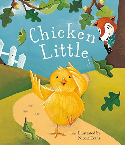 Chicken Little, by Parragon Books Ltd
