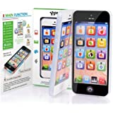 Durherm YPhone Toy Play Cell Phone USB Recharable