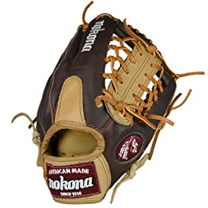 Nokona Youth Alpha Select 11.25 inch Baseball Glove (Right Handed Throw)