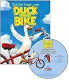 Duck on a Bike (Read Along Book and CD)