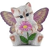 Artist Kayomi Harai Cat: Social As A Butterfly Figurine by The Hamilton Collection