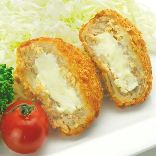 単価69円!!クリームチーズ入メンチ 65g×100個
