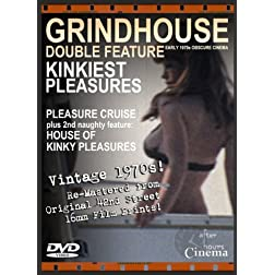 Kinkiest Pleasures Grindhouse Double Feature