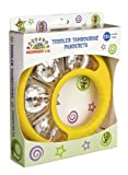 Toy - Halilit Baby Tambourine Musical Instrument (Assorted colour)