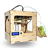 High Precision Home 3d Printer 'Precisionbot' - 40-150mm/s Printing Speed, 0.4mm Nozzle Diameter, ABS or PLA Filament, 2gb Card