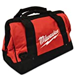 Milwaukee BAG17MIL 17-Inch Heavy Duty Canvas Tool Bag 6 Pocket